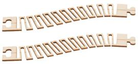 Faller 161931 - Laser-Street flexibel wegelement