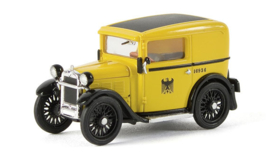 "H0 | Brekina 15051 - BMW Dixi ""Deutsche Post""."