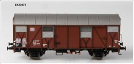 H0   Exact Train EX20975 - DB, Grs 212 EUROP met aluminium luchtrooster