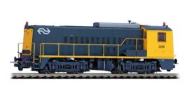 H0 | Piko 55903 - NS, Diesellocomotief 2205 (AC digitaal sound)