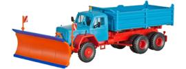 H0 | Kibri 15030 - Magirus with snow plow