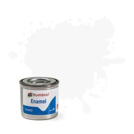 Humbrol 022 - WhiteGloss, 14 ml