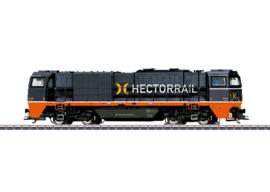 H0 | Märklin 37296 - Hectorrail, Diesellocomotief Vossloh G 2000 BB (AC sound)