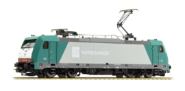 H0 | Piko 97700 - NORDGARGO, Electric locomotive series 186 (DC)