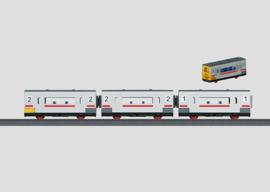 H0 | Märklin my world 44270 - Passenger Car Set (Click and Mix).