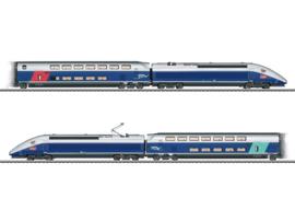 H0 | Märklin 37793 - SNCF, Hogesnelheids trein TGV Euroduplex (AC sound)