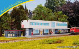 H0 | Kibri 12508 - Station Altburg