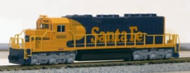 N | kato 176-2006 - EMD SD 40 / Santa Fe 5001