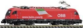 N | Fleischmann 731209 - ÖBB, Elektrische locomotief Rh 1216