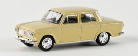 H0 | Brekina 22302 - Fiat 1300 Limousine, beige.