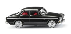 H0   Wiking 022802 - Volvo Amazon, zwart (1)