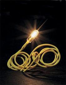 Z | ALG | Faller 180671 - Mini draadlampje, wit
