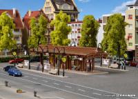 N | Vollmer 47580 - Overdekt busstation