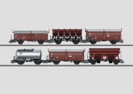 H0 | Märklin 46199 - Set goederenwagens DB.