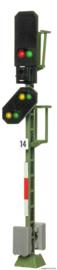 H0 | Viessmann 4014 - Licht bloksein met voorsein