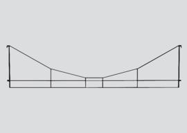 Z | Märklin 8924 - Dwarsverbinding