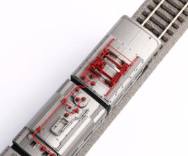 H0 | Piko 51540 - DB, E-Lok BR 191 (DC)