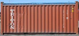 H0 | PT Trains 820519 - Container 20ft OT TRITON (TRIU0357984)