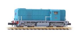 N | Piko 40421 - NS, Diesellocomotief 2412 (sound)