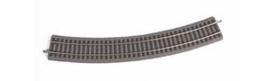 H0 | Piko 55414 - Gebogen rail, R4, R=546 mm