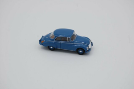 H0 | Brekina 28003 - Auto Union 1000S , blauw (10)