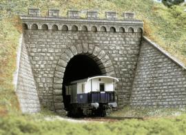 H0 | Busch 7022 - Tunnelportaal