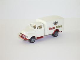 H0 | Brekina 0009 - Opel Blitz  Garde Kölsch
