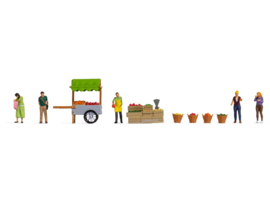 H0 | NOCH 16226 - Fruitkraam