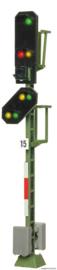 H0 | Viessmann 4015 - Licht inrijsein met voorsein