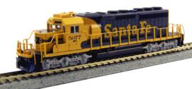 N | Kato 176-8208 - EMD SD40-2 / AT&SF 5077