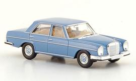 H0 | Brekina Starmada 13100 - Mercedes 280 SE (W108), light blue, 1965, without cardboard slipcase