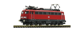 N | Fleischmann 733878 - Electric locomotive class 110.3, DB AG (DC Sound)