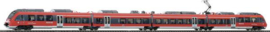 "H0 | Piko 59501 - DB AG, 4-delig treinstel BR 442 ""Talent 2"" (DC)"