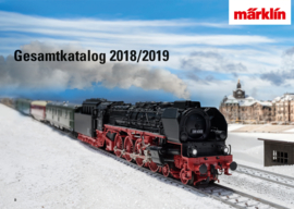 Märklin 15761 - Gesamtkatalog 2018/2019 DE