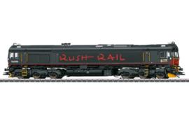 H0 | Märklin 39068 - RushRail, Diesellocomotief Class 66