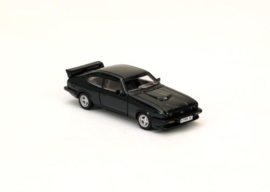 H0 | NEO 87242 - 1981-1982 Ford Capri III Turbo, GroenMetallic.