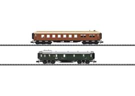 N | Minitrix 15967 - DRG Beierse sneltrein