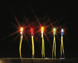 Z | ALG | Faller 180672 - Mini draadlampje, rood