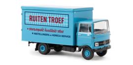 "H0   Brekina 48567 - Mercedes-Benz LP 608 ""Ruiten Troef"" (NL)"