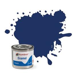 Humbrol 015 - Midnight BlueGloss, 14 ml