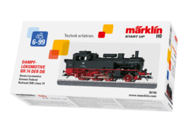 H0 | Märklin Start up 36740 - DB BR 74 (AC)