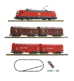N | Fleischmann 931885 - z21 start digitale startset goederentrein (DC digitaal)