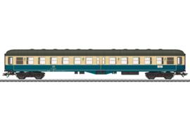 43165 - DB, Personenrijtuig 2e klas