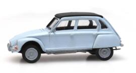 H0 | Artitec 387.435 - Citroën Dyane blauw
