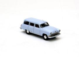 H0 | NEO 87375 - 1960 Volga GAZ M22 - Blauw