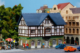 N | Faller 232539 - Dresdner bankfiliaal