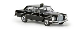 "H0 | Brekina Starmada 13108 - Mercedes 280 SE (W108) ""Taxi"""