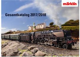 Märklin 15750 - Gesamtkatalog 2017/2018 DE