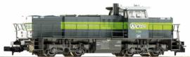N | Piko 40409 - ACTS, Diesellocomotief 7105, MAK G1206