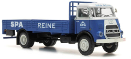 H0 | Artitec 487.042.05-SR - DAF open bak, cab '64, SPA Reine blauw